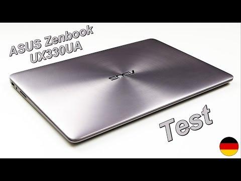 Asus Zenbook UX330UA Test (deutsch)