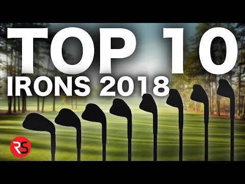 TOP 10 GOLF IRONS 2018 – RICK SHIELS