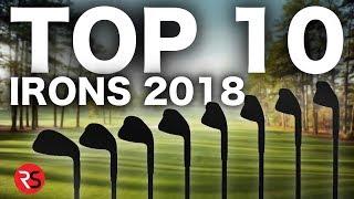 TOP 10 GOLF IRONS 2018   RICK SHIELS