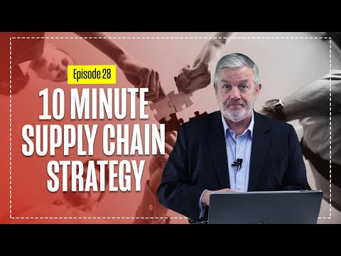 , title : '10 Minute Supply Chain & Logistics Strategy