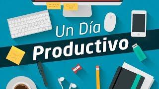 Video: Cómo Tener Un Día Productivo - Diseña Paso A Paso Tu Día Ideal