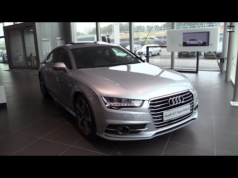 Audi A7 S Line 2016 Start Up In Depth Review Interior Exterior