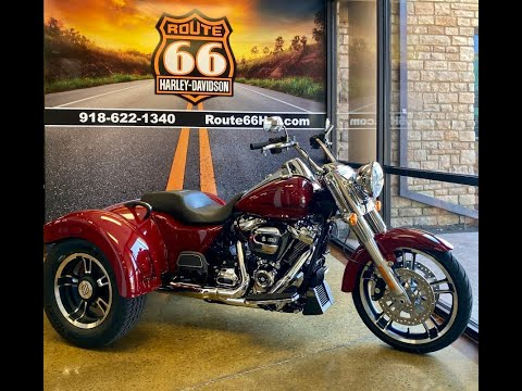 2020 Harley-Davidson® Freewheeler® FLRT