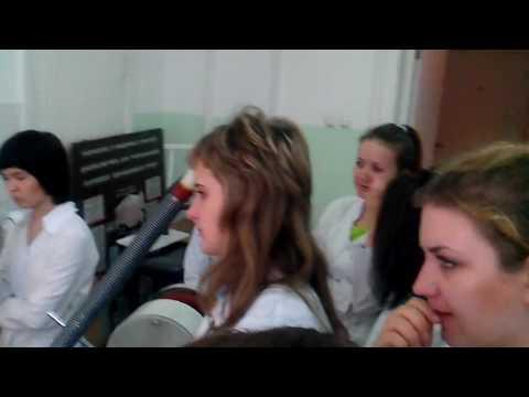 Видео упражнение для лечения близорукости