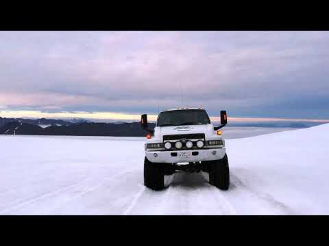 Tough Trucks - Iceland