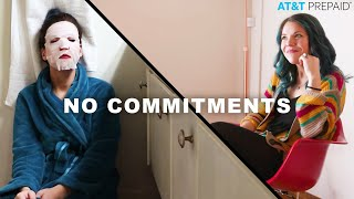 I Went One Week Without Commitments // Presented by AT&T PREPAID