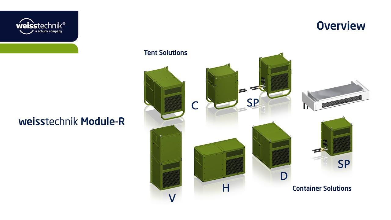 Module-R HVAC Units