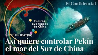 Islas artificiales y aeropuertos: el plan de Pekín para controlar el Mar del Sur de China