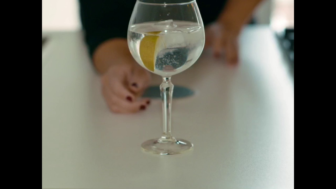 An easy Gin Tonic