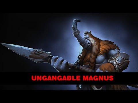 НЕГАНГАЮЩИЙСЯ МАГНУС | UNGANGABLE MAGNUS