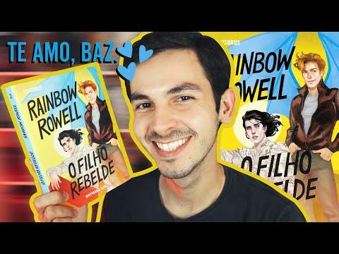 O FILHO REBELDE - Rainbow Rowell  (Simon Snow, #2)