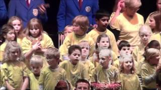 Peine 2011 - Der Kokosnuss-Song mit Kinderchor