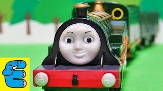 きかんしゃトーマス エミリー改造 トラックマスター Thomas And Friends Upgrade Emily Track Master [English Subs]