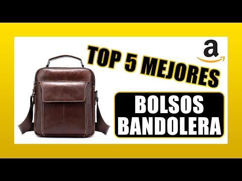 👜 Top 5 BOLSOS BANDOLERA | Amazon 2020 🎒