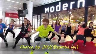 Pica(Deorro, Henry Fong & Elvis Crepo) Zumba Korea TV