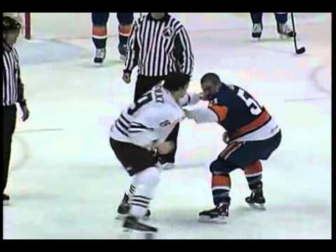 Trevor Gillies vs Joel Rechlicz