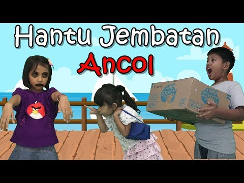 Misteri Hantu Si Hitam Manis Jembatan Ancol (HANTU MICIN) | Drama Horor Anak