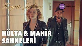 Hayat Şarkısı - Hülya & Mahir Sahneleri