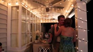 Bright Tunes - String Lights with Bluetooth Speakers
