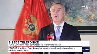RTK3 Lajmet e orës 09:00 27.05.2020