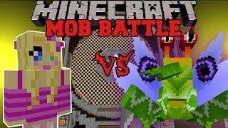 GIRLFRIEND VS SOLDIER BUG - Minecraft Mob Battles - Anti Plant Virus and Girlfriend Mods