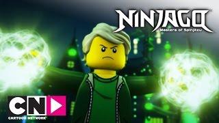 Ниндзяго | Проклятый мир, часть 1 (серия целиком) | Cartoon Network
