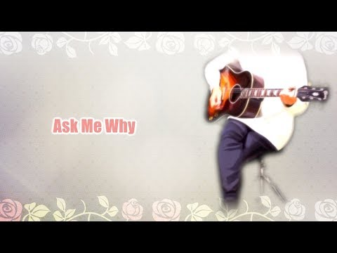 Ask Me Why - The Beatles karaoke cover