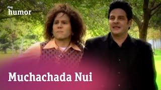 Enrique Bunbury En Muchachada Nui | RTVE Humor