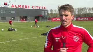 Almere City sterk gewijzigd tegen De Graafschap