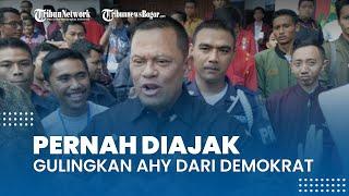 Terungkap! Gatot Nurmantyo Pernah Diajak Gulingkan AHY dan Ditawari Jadi Ketua Umum Demokrat