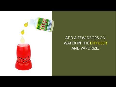 Electric Ceramic Candle Diffuser