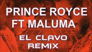 Prince Royce, Maluma   El Clavo Remix   (traducere în Română)