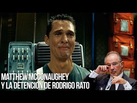 hqdefault - Matthew McConaughey se entera de la detencion de Rato