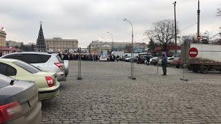 Live цирк в Харькове с Полицией