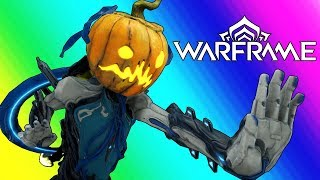 Warframe Funny Moments   The Way Of The Pumpkin Master!