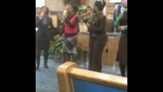 MINISTRY SINGING LORD I LIFT MY HANDS BY VIRTUE (SOUTHEAST SDA CHURCH)