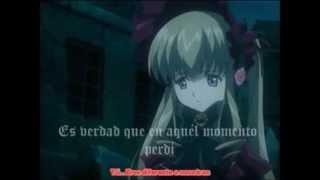 Suigintou   - (Rozen Maiden) - Koisuru marionette (rozen maiden) suigintou y shinku sub español amv