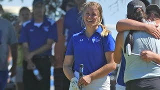 Interview: HS Golfer Kate Wynja Self-Reports Penalty, Costs Team Championship | Stadium