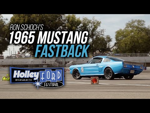 IRS Swapped 65 Mustang at Holley Ford Fest!