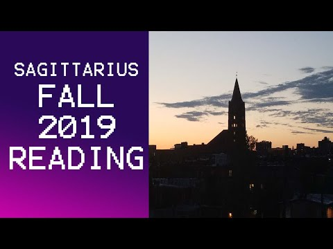♐SAGITTARIUS FALL 2019 **SO MUCH PASSION** TAROT READING♐
