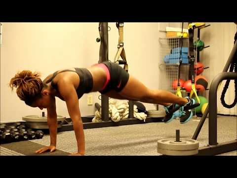 10 Best TRX Exercises: Total Body Suspension Training Circuit