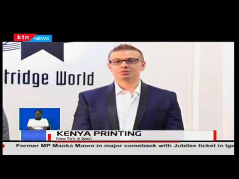 US based leading ink and toner retailer opens shop in Kenya