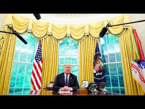 Trump threatens to leave World Trade Organization