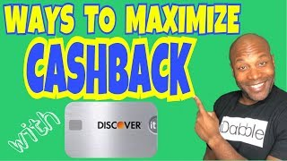 Discover It Secured Card | Maximize the Secured Discover Card