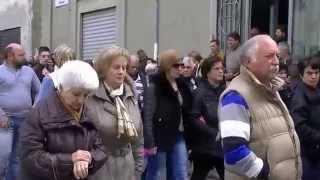 preview picture of video 'DALLA PROCESSIONE DEI MISTERI - Montalto Uffugo (CS) 2015'