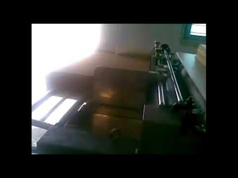 Semi Auto Flute Laminator