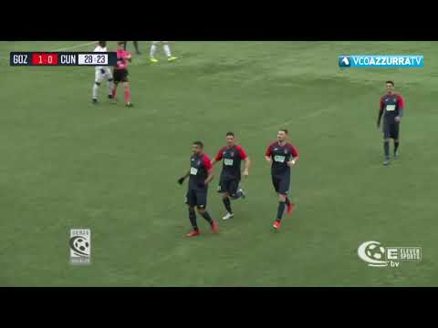 Gozzano-Cuneo 4-0, la sintesi della partita