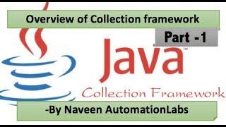 Overview of Collection framework || Java Collections Part 1