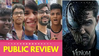 Venom Movie PUBLIC REVIEW | Tom Hardy, Michelle William, Riz Ahmed, Scott Haze | Venom Review