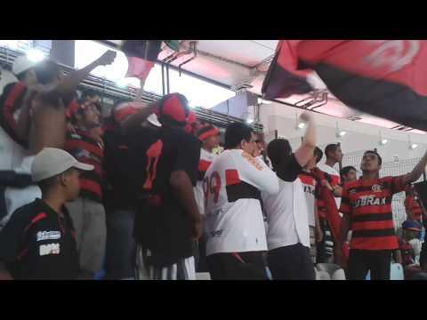 """""""Dá-lhe, dá-lhe - Cabeleira do Zezé"""" Barra: Nação 12 • Club: Flamengo"""